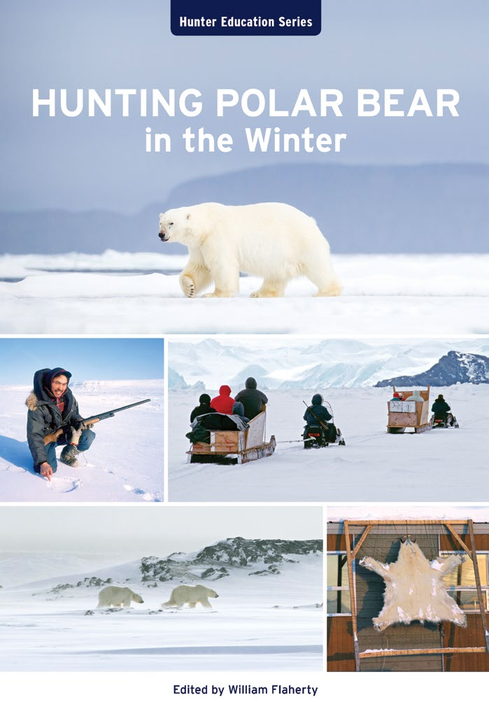hunting polar bear in the winter nunavut arctic college. Black Bedroom Furniture Sets. Home Design Ideas